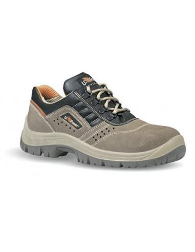 Zapato U-Power OASIS Beig S1P SRC del 46