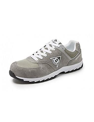 Zapato de Seguridad DUNLOP gris S3